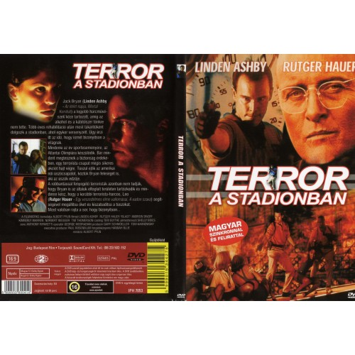 Terror a stadionban (DVD)
