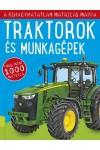 Traktorok és munkagépek - A kihagyhatatlan matricás mappa