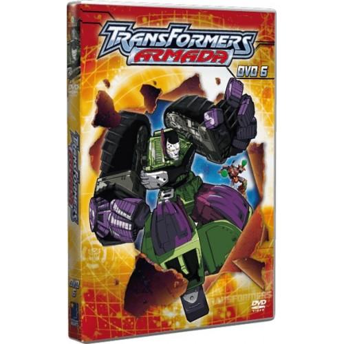 Transformers armada 6. (DVD)