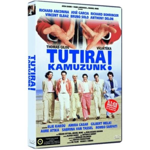 Tutira kamuzunk! (DVD)