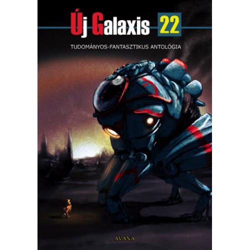 Új Galaxis 22. Tudományos-fantasztikus antológia