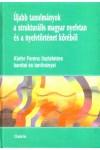 Újabb tanulmányok a strukturális magyar nyelvtan és a nyelvtörténet köréből