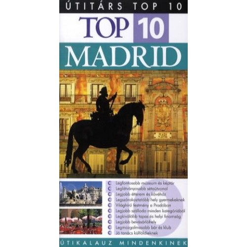 Útitárs Top 10 - Madrid
