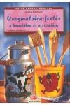 Üvegmatrica-festés a konyhában és a fürdőben (Holló barkácskönyvek)