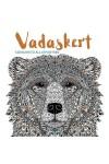 Vadaskert - Színezhető állatportrék (Felnőtt színező)