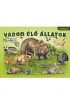 Vadon élő állatok -első könyveim (lapozó)