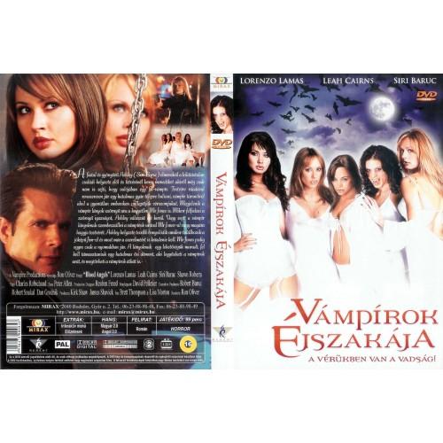 Vámpírok éjszakája (DVD)