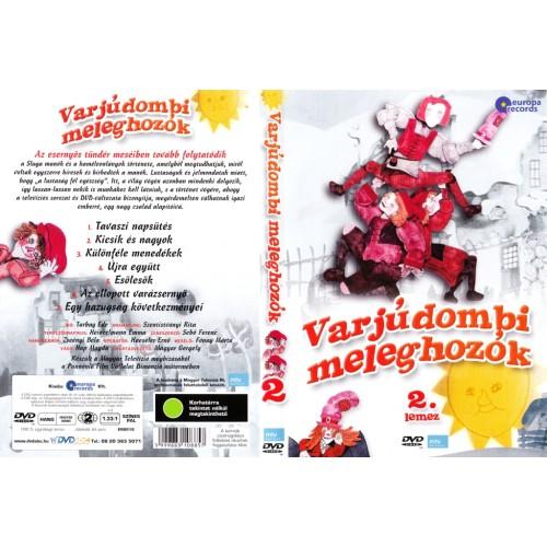Varjúdombi meleghozók 2. (DVD)
