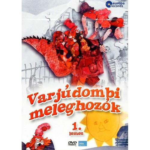 Varjúdombi meleghozók 1. (DVD)
