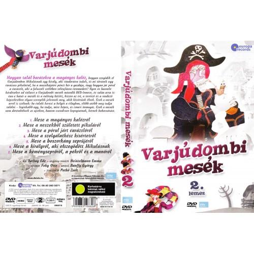 Varjúdombi mesék 2. (DVD)