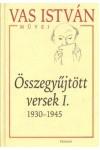Vas István négy kötete egy csomagban