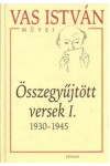 Vas István négy verseskötete egy csomagban
