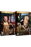VIII. Henrik 1-2. A király, a zsarnok és A legenda, a gyilkos (2 DVD)