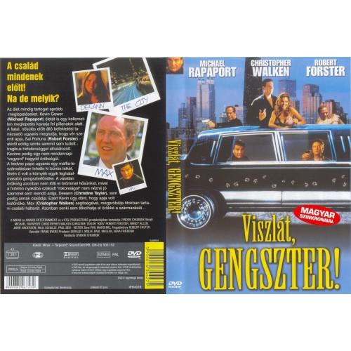 Viszlát, gengszter! (DVD)