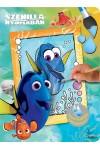 Vízzel festhető színezőkönyv - Szenilla nyomában sorozat (Disney)