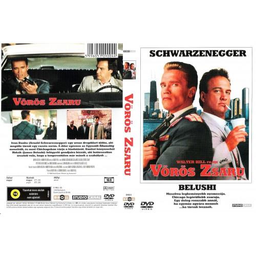 Vörös zsaru (DVD)