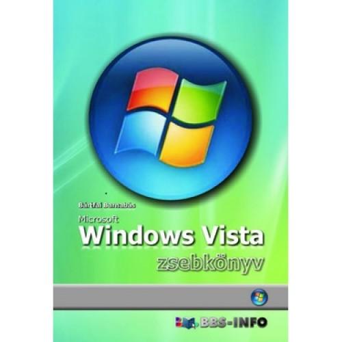 Windows Vista zsebkönyv