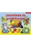 Zöldségek és gyümölcsök - első könyveim (lapozó)