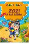 Zozi, a kis zebra (Pöttöm mesék)